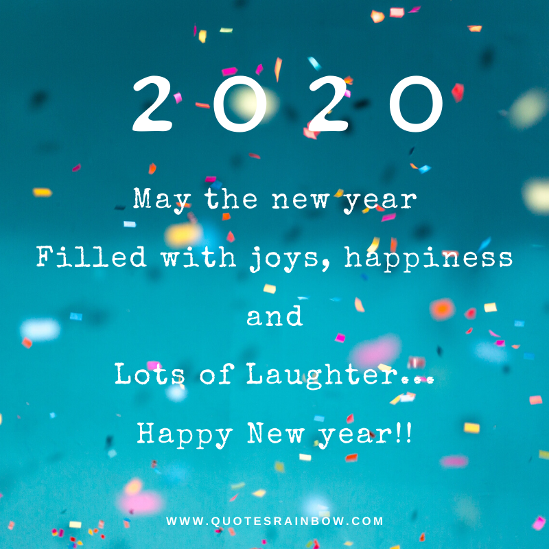 Best wishes for 2020 quotes