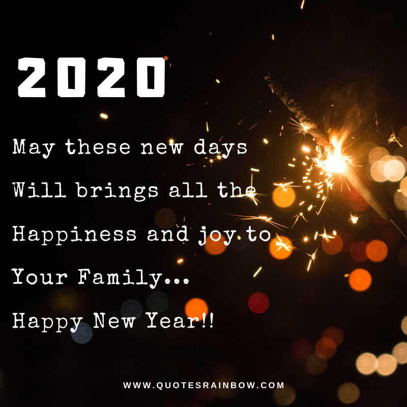 Brings All The Happiness 2020 quotes