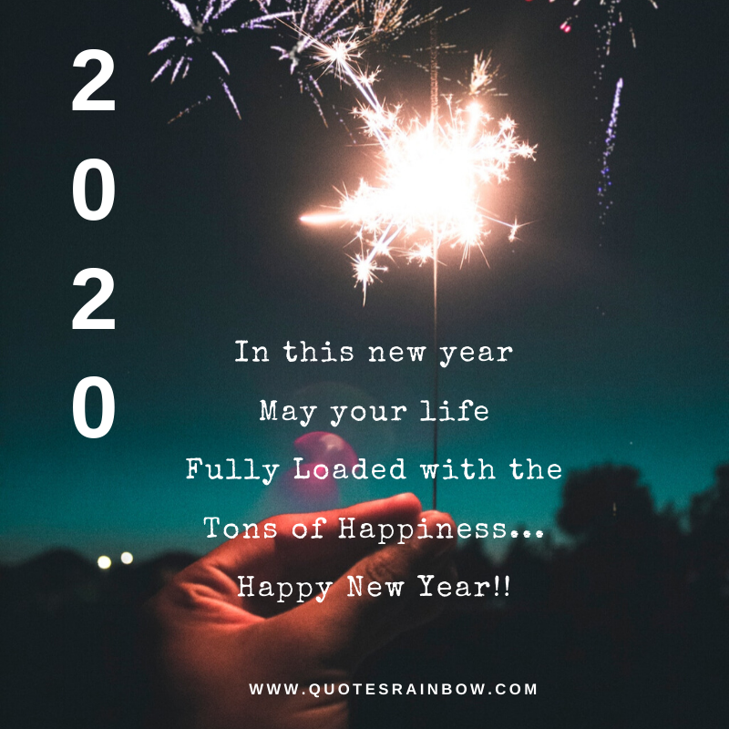 Happy New Year Wishes Whatsapp quotes